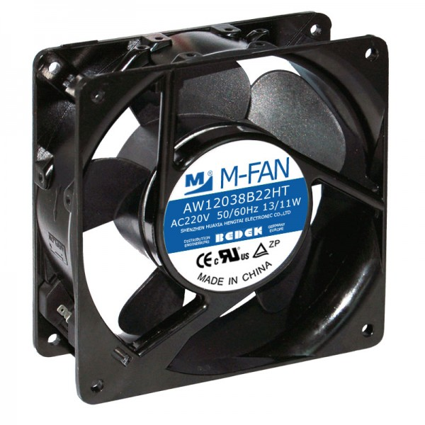 120x120x38mm Lüfter M-FAN AA12038B22HT