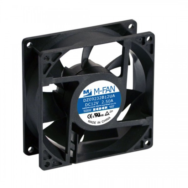 92x92x32mm Lüfter M-FAN DC DA09232B24LA