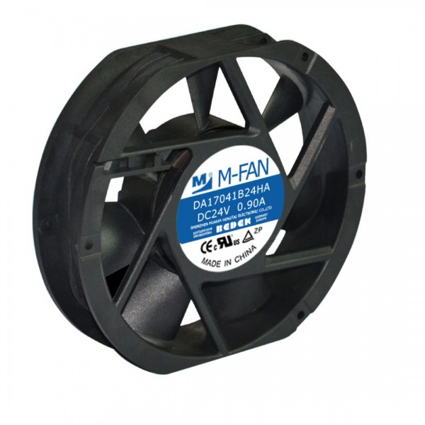 170x40mm Lüfter M-FAN DC DA17040B12HA