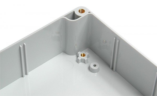 WP-20F Polycarbonate NEMA Enclosure