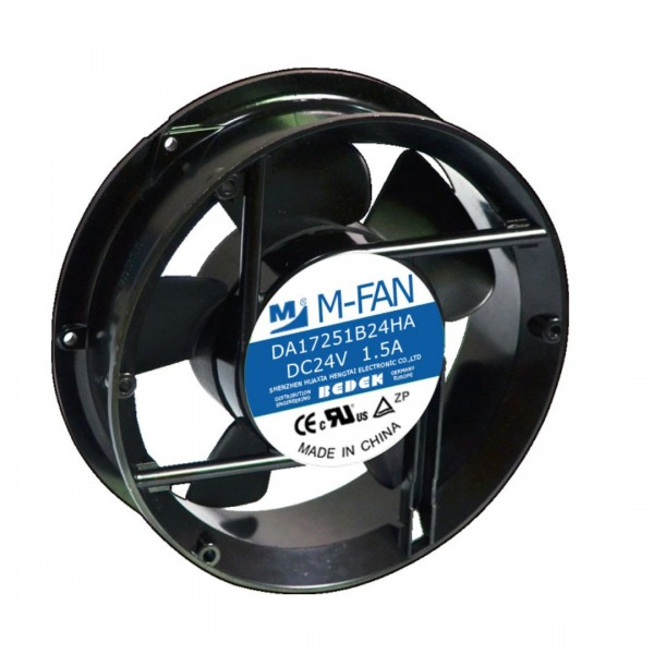 172x51mm Lüfter M-FAN DC DA17251B12HA-R